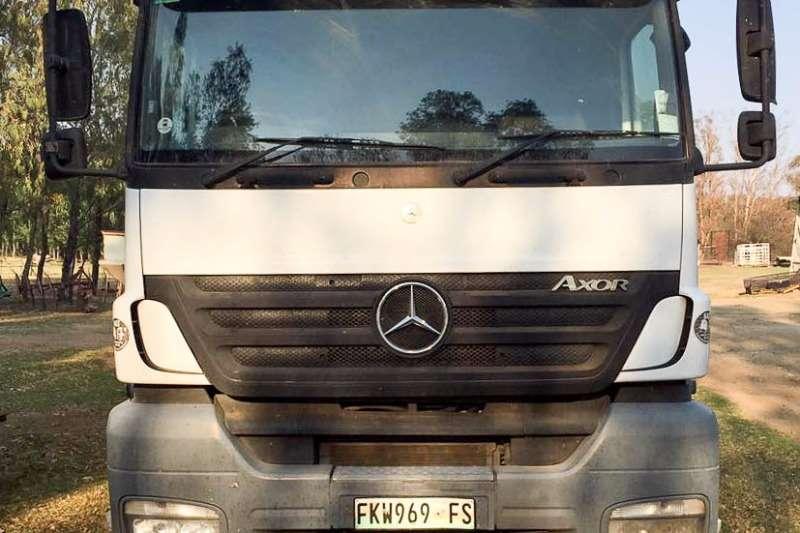 Mercedes Benz AXOR 1835L5/36 T/T C/C Truck