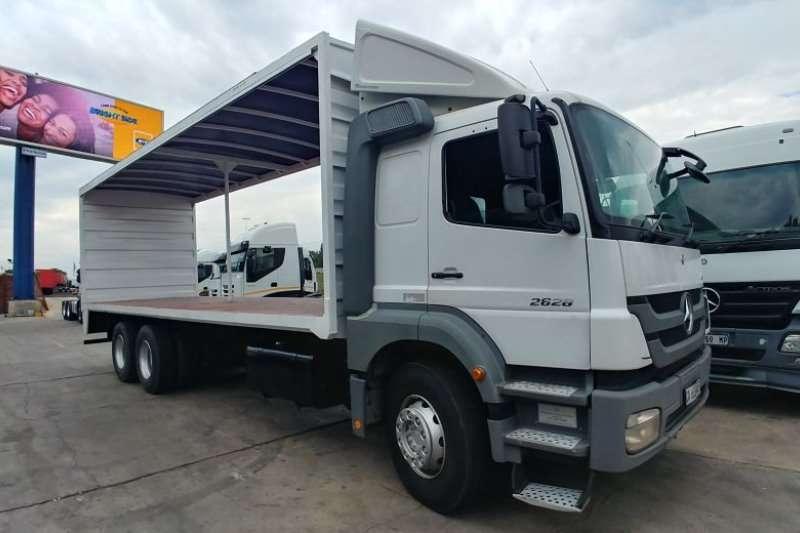 Mercedes Benz Axor 2628 Truck