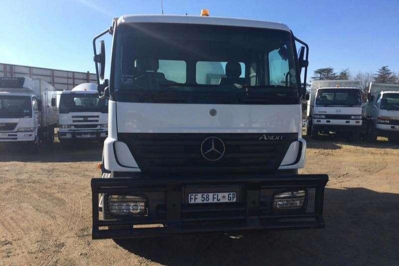 Mercedes Benz AXOR 2628 CEMENT MIXER Truck
