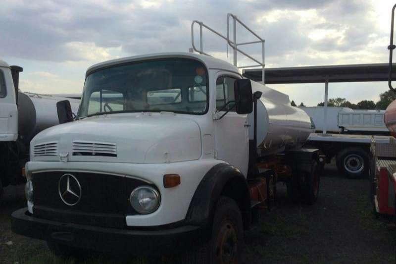Mercedes Benz Bull Nose 10 - 13- Truck