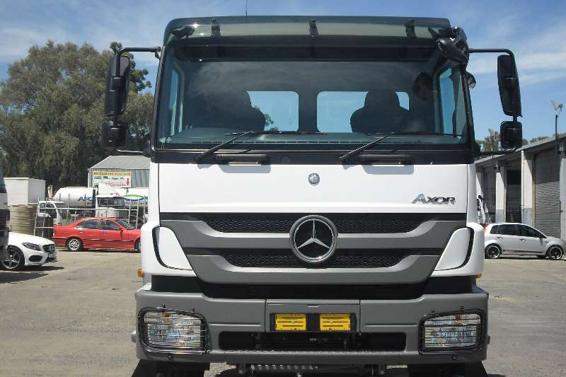 Mercedes Benz Chassis cab Axor 2628 B/33 Truck