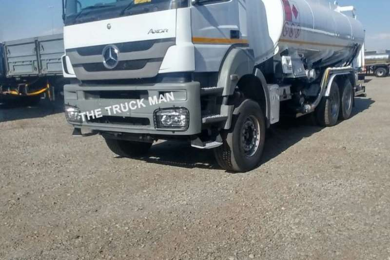 Truck Mercedes Benz Chassis Cab AXOR 3340 2013