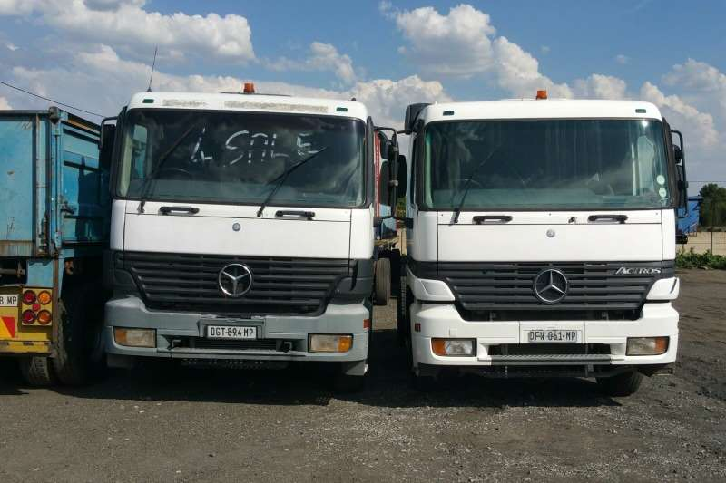 Mercedes Benz Chassis cab Merc actros 2031 2x4 auto  Truck