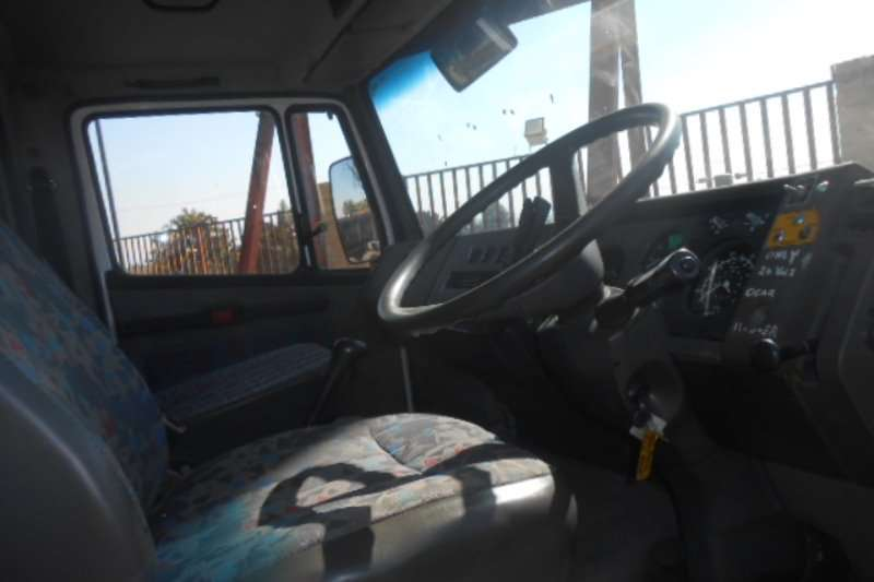 Mercedes Benz Cherry picker 1617 Econoliner Truck
