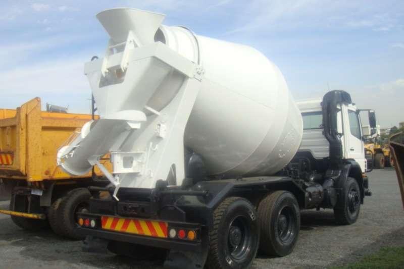 Mercedes Benz Concrete mixer 2628 Concrete Mixer Truck