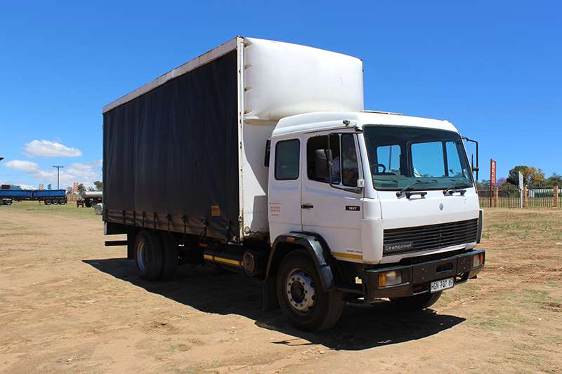Mercedes Benz Curtain side M/BENZ 1617 ECONOLINER WITH TAUT LINER CURTAIN SID Truck