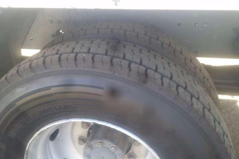 Mercedes Benz Dropside ATEGO 1318 Truck