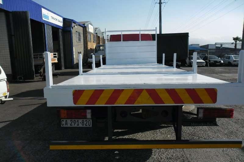 Mercedes Benz Flat deck Atego 1323 Truck