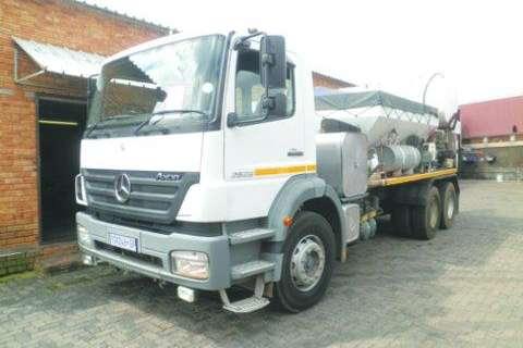 Truck Mercedes Benz Flat Deck Axor 2628- 2009