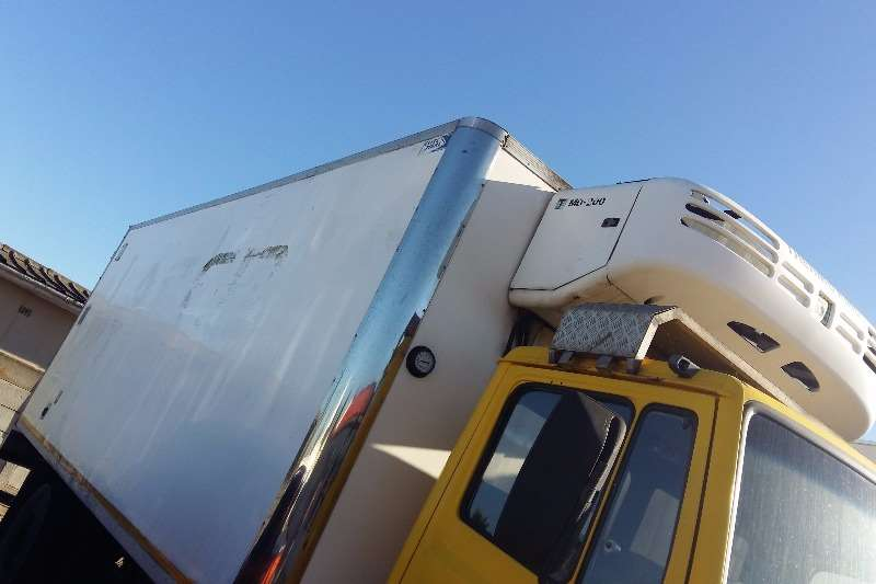 Mercedes Benz Fridge truck 1214 Truck