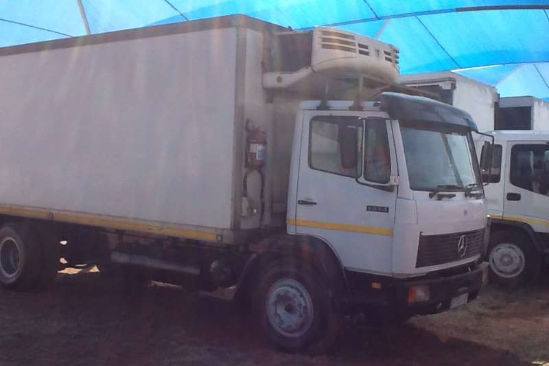 Mercedes Benz Fridge truck 1214 Econoliner Fitted with Fridge body Truck