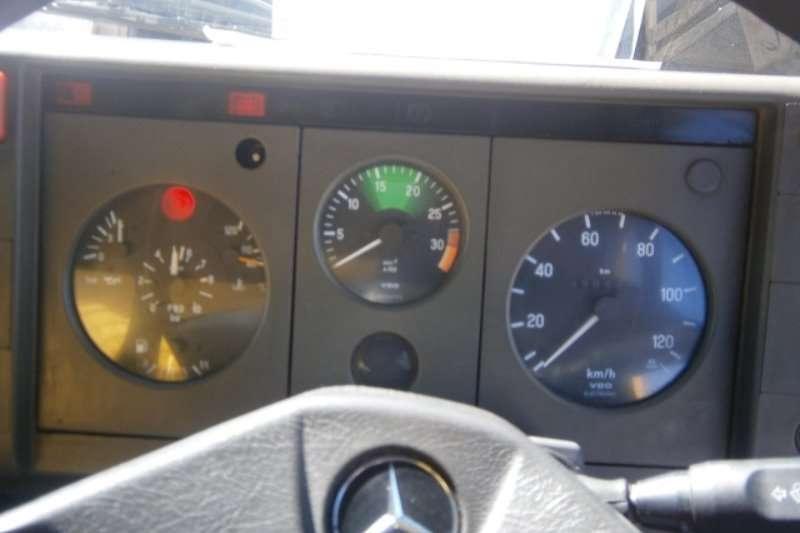 Mercedes Benz Fridge truck 1617 Truck
