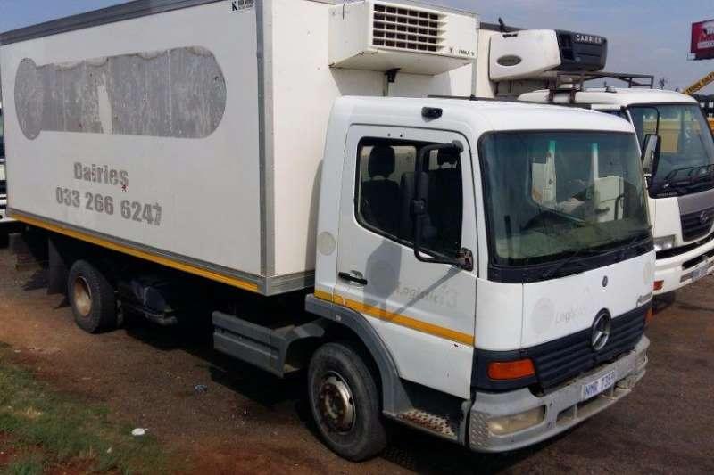 Mercedes Benz Fridge truck Atego 1017 Truck