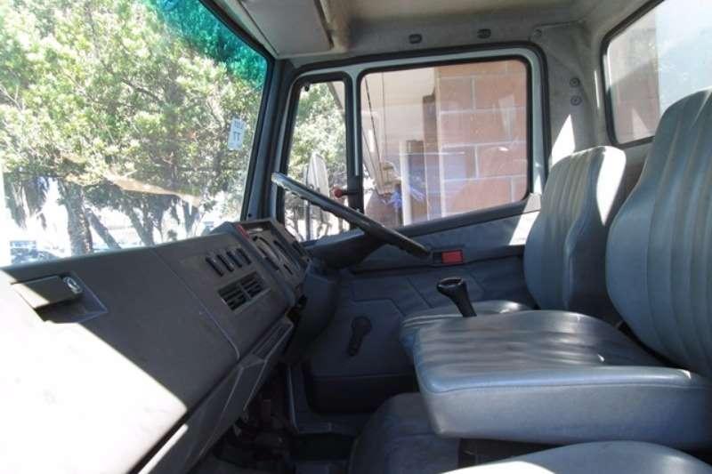 Mercedes Benz Mercedes Benz 1214/48 Library Bus Bus Truck