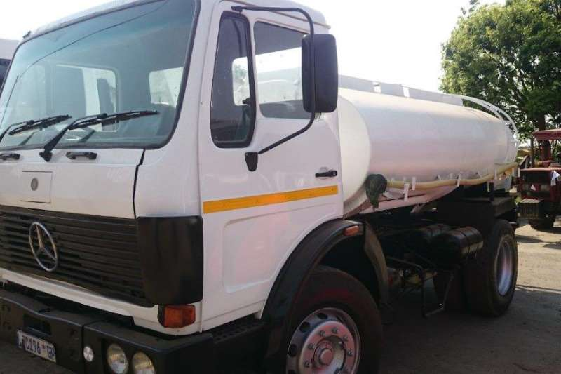 Mercedes Benz Mercedes Benz 1413 with 6000l Water Tanker Truck