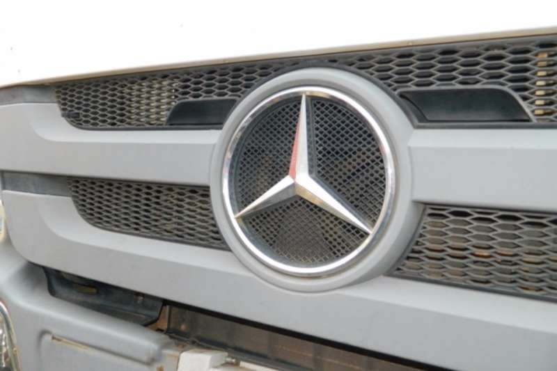 Mercedes Benz Mercedes Benz Actros 2036 4x4 with Ravasini 9,500 Truck