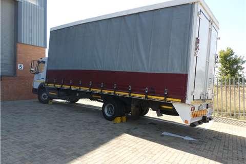 Mercedes Benz Mercedes-Benz Atego 1017 Truck