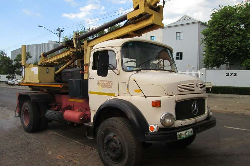 Truck Mercedes Benz Other 1517 1984