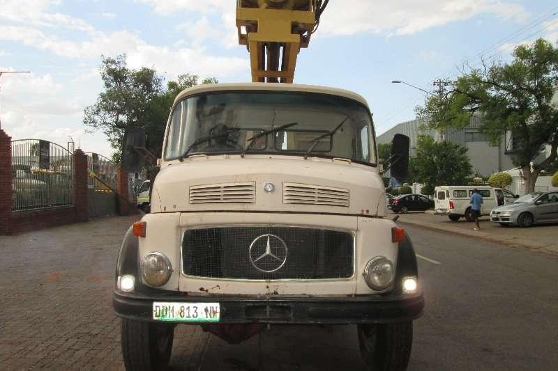 Mercedes Benz Other 1517 Truck