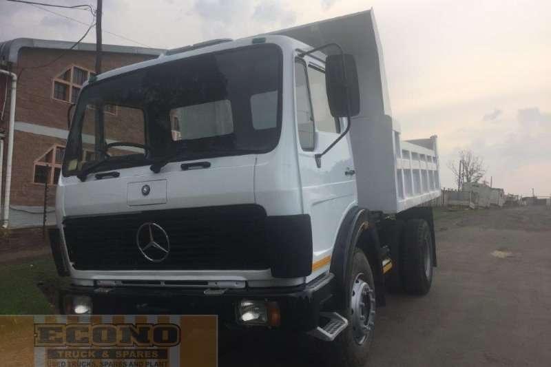 Truck Mercedes Benz Tipper 14.17 ADE 352T 0