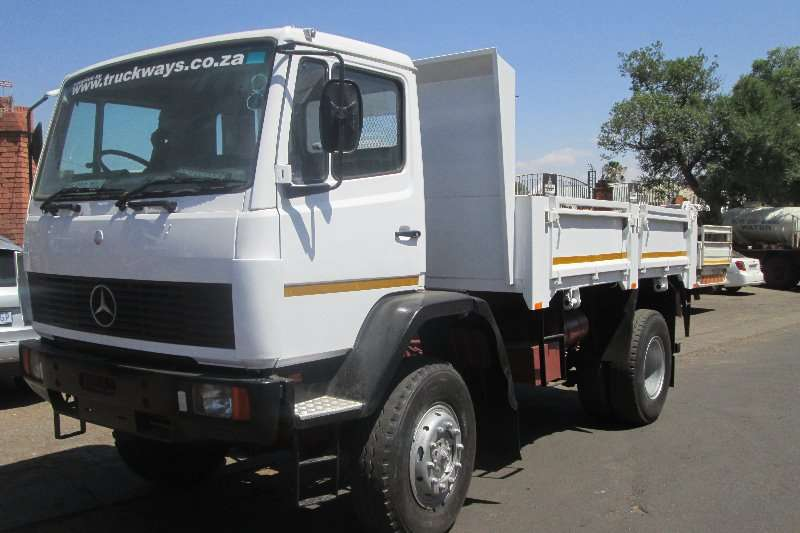 Mercedes Benz Tipper 1617 Truck
