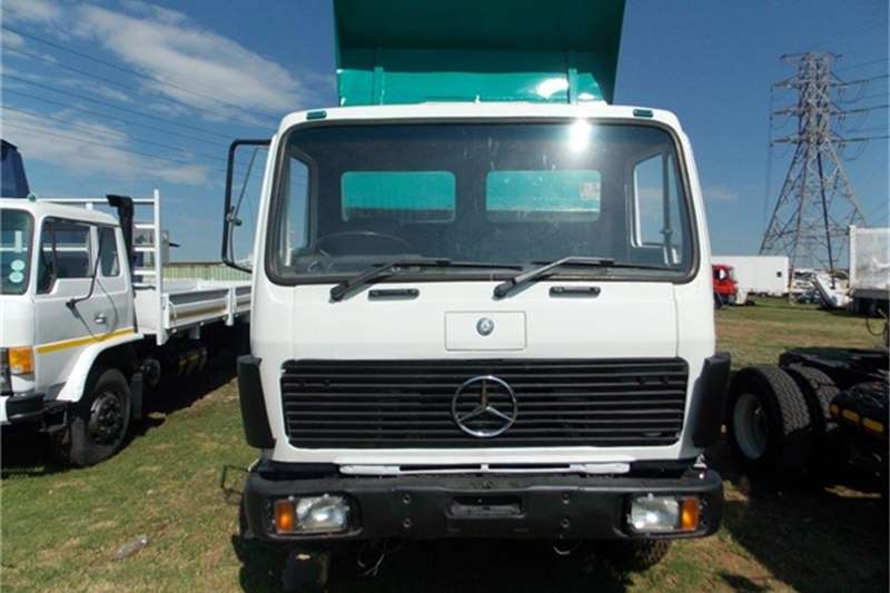 mercedes benz tipper truck trucks for sale in south africa autos post. Black Bedroom Furniture Sets. Home Design Ideas