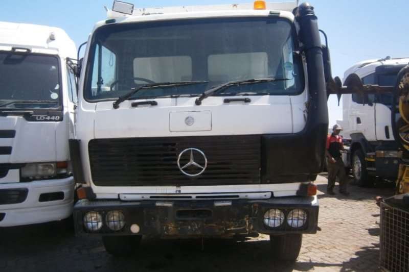 Mercedes Benz Tipper 2219 V Series Truck