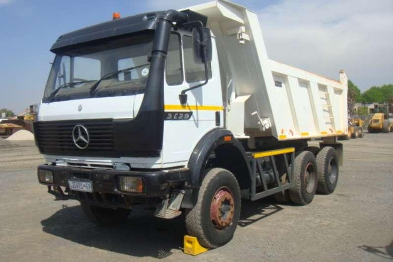 Mercedes Benz Tipper 2629 Tipper Truck
