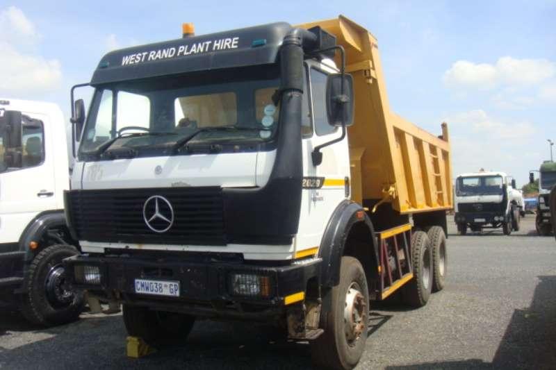 Truck Mercedes Benz Tipper 2629 Tipper 1996