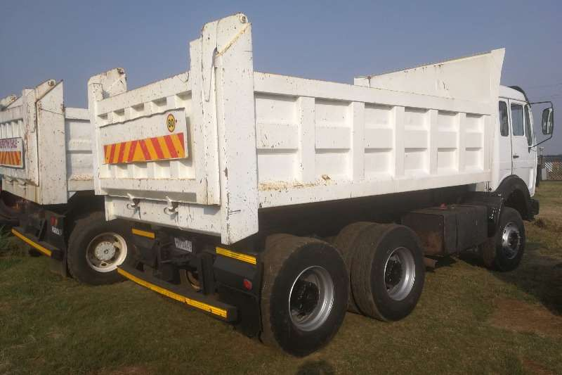 Mercedes Benz Tipper 2636 ten cube Truck