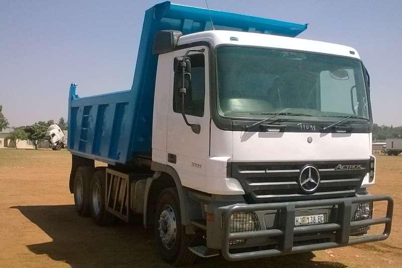 Mercedes trucks for sale
