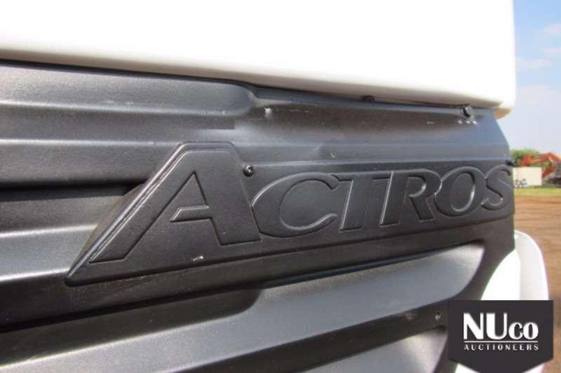 Mercedes Benz Tipper ACTROS 3335 10M3 TIPPER#WDB954161K366035 Truck