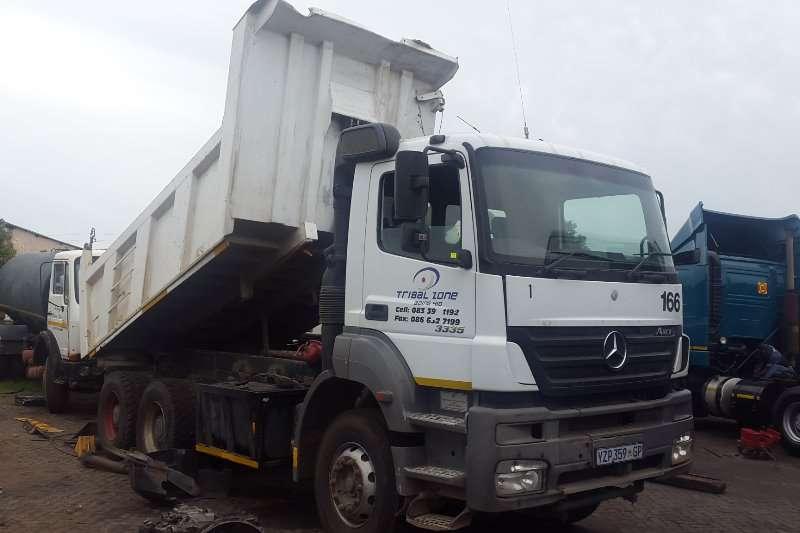 Mercedes Benz Tipper Axor 3335 Truck