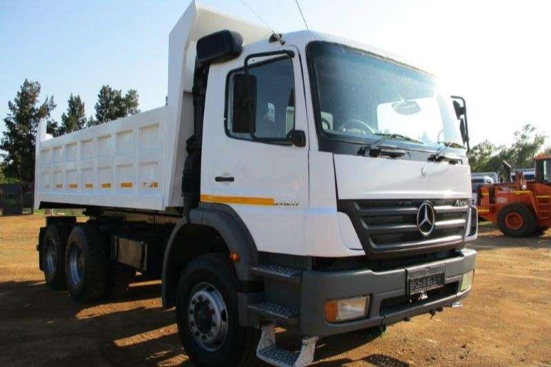 Mercedes Benz Tipper M/BENZ AXOR 2628 10 CUBE TIPPER Truck