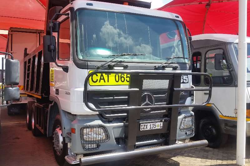 Truck Mercedes Benz Tipper MERC-BENZ ACTROS MP2 TIPPER 2008