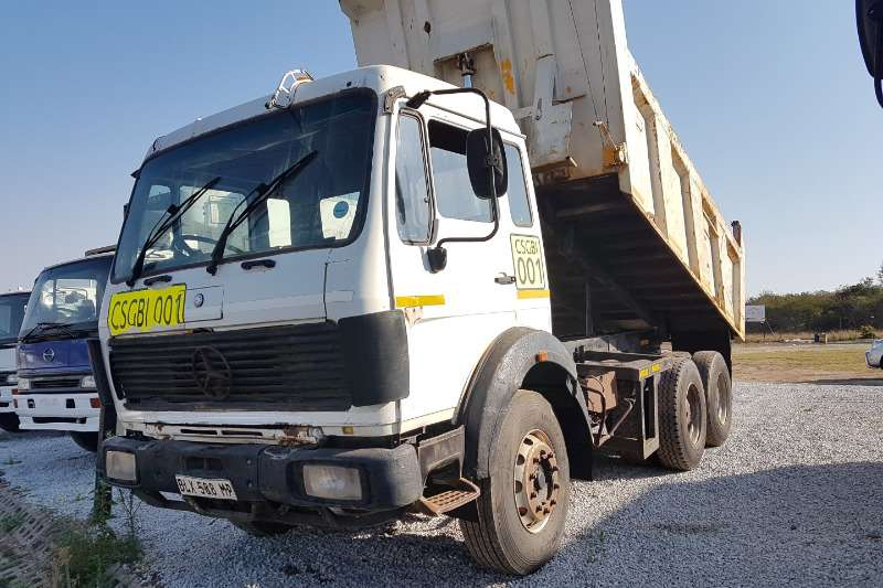 Mercedes Benz Tipper Mercedes 26 28 Tipper truck Truck