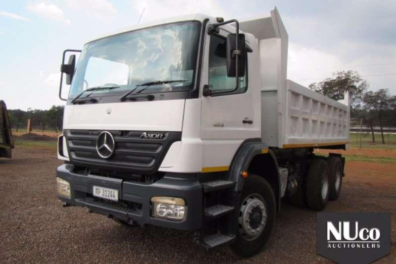 Mercedes Benz Tipper MERCEDES AXOR 2628 10M3 TIPPER Truck