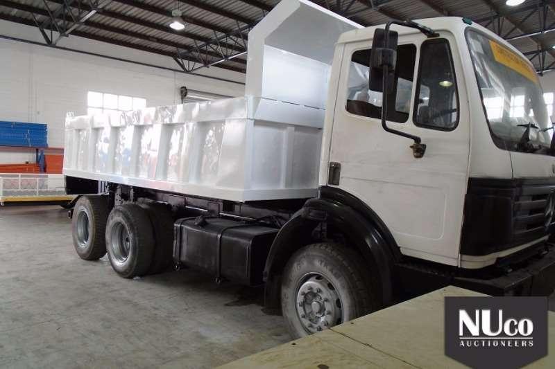 Mercedes Benz Tipper MERCEDES BENZ 2522 10M3 TIPPER Truck