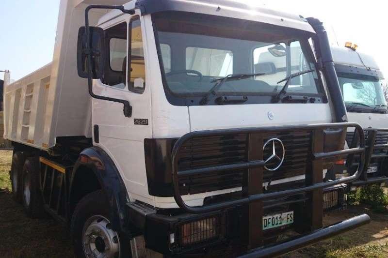 Mercedes Benz Tipper Mercedes Benz 2635 Powerliner 10m3 Tipper Truck