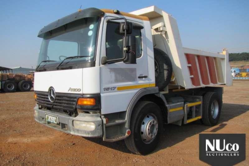 Truck Mercedes Benz Tipper MERCEDES BENZ ATEGO 1517 6M3 TIPPER 0