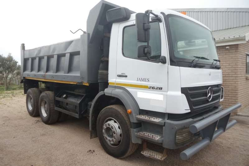 Truck Mercedes Benz Tipper Mercedes-Benz Axor 2628B/33 2007
