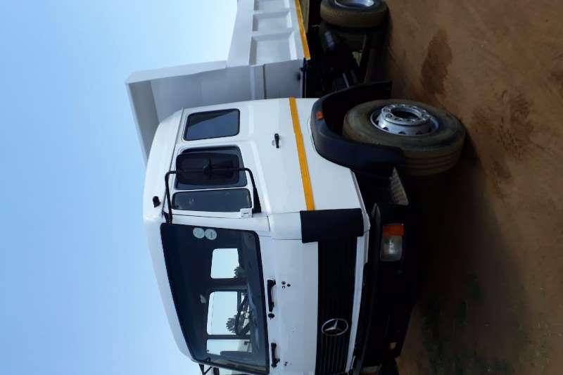 Mercedes Benz Tipper Mercedes Econoliner 6m Tipper Truck