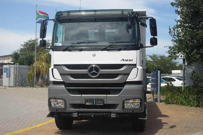Mercedes Benz Tipping body Axor 3535K/51 Hub Truck