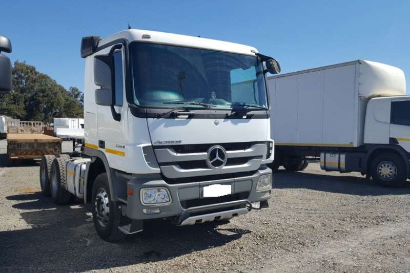 Mercedes Benz Used 2010 / 2012 Mercedes  3344 Actros Available Truck