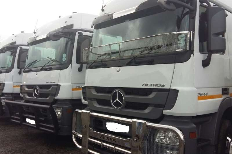 Truck Mercedes Benz Used Mercedes Benz 2644 Actros MP3 Available 2013