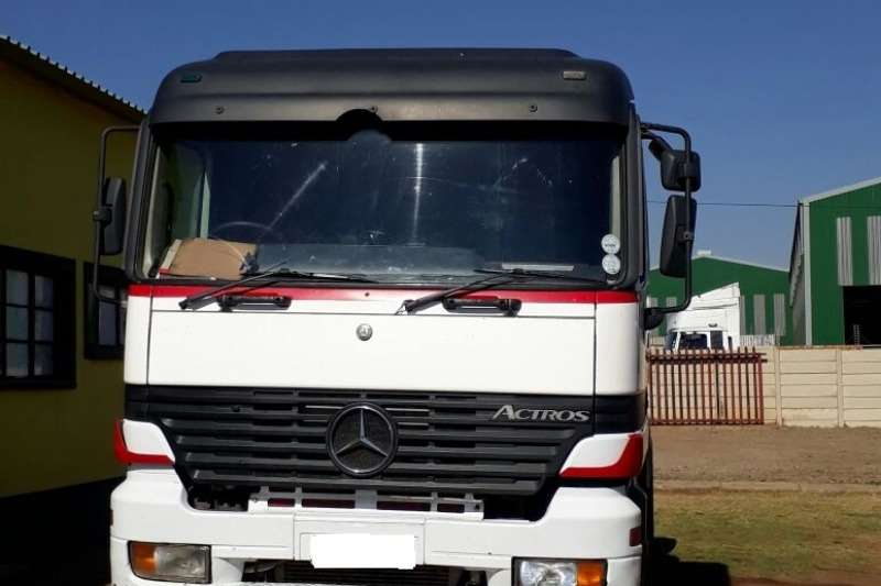 Truck Mercedes Benz Used Mercedes Benz 3340 Actros Available 2004