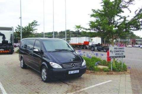 Truck Mercedes Benz Viano V6 only 41000km- 2011