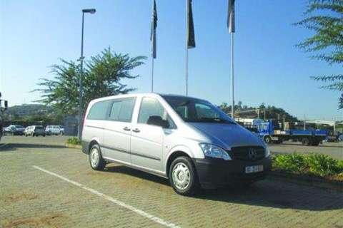 Truck Mercedes Benz Vito 116 CDI Crewbus- 2014