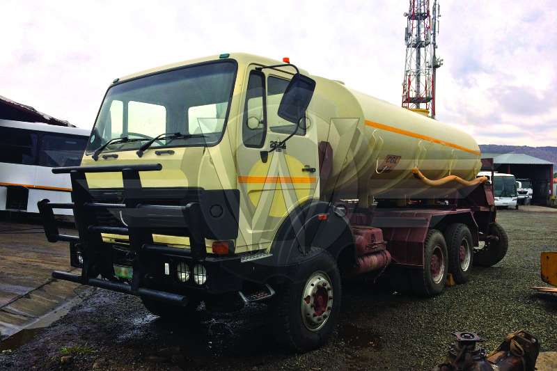 Truck Mercedes Benz Water Tanker 2624 fitted with 14,000L Water Tank 1984