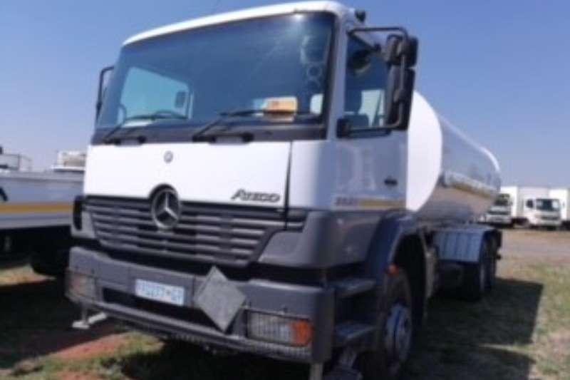 Truck Mercedes Benz Water Tanker Atego 2628 0